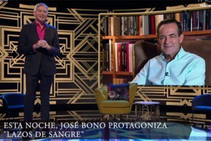 Lamentable peloteo de TVE al caradura y multimillonario José Bono
