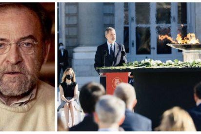 """Antonio Burgos: """"¿Por qué no se celebró mejor el funeral de Estado en el Templo de Debod?"""""""