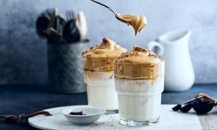 café dalgona moka