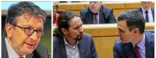 """Camacho (ABC) da la clave de por qué Sánchez no corta los acosos de Iglesias: """"Le conviene que los matones insistan en los escraches"""""""