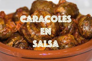 Caracoles en salsa: receta fácil y deliciosa