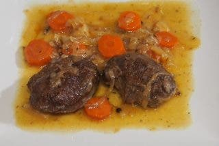 Carrilleras de cerdo en escabeche: la receta más deliciosa
