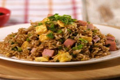 Arroz Chaufa: ¡Mejor que el arroz chino!