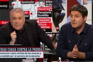 Ferreras permite que Cintora señale como 'cloaca' a Vicente Vallés y estalla la guerra en Atresmedia