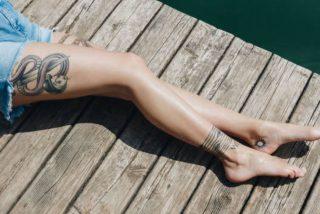 crema depilatoria en tatuajes