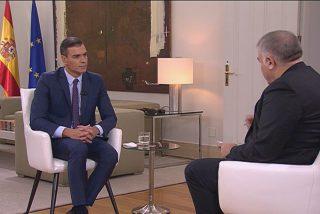 """""""Teorías conspiratorias"""": la insólita excusa de Sánchez para negar las filtraciones de la Fiscalía a Podemos"""