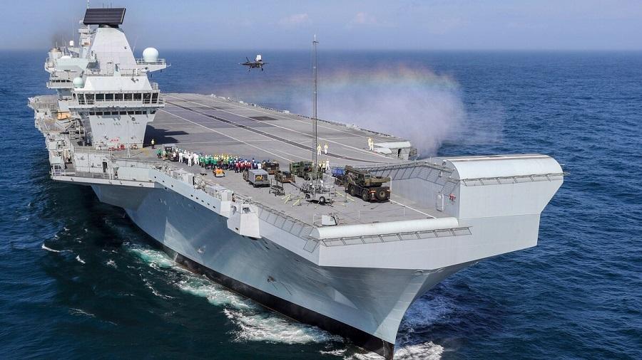 Reino Unido desplegará dos buques de guerra en Asia para frenar las ambiciones territoriales chinas