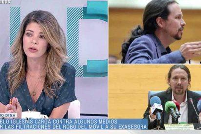 García de Blas ('El País') apoya a los censores Iglesias y Echenique en 'Los Desayunos' de Fortes