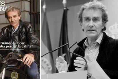 La izquierda no parará hasta hacer de él un héroe: El País Semanal santifica al 'vendemotos' Fernando Simón