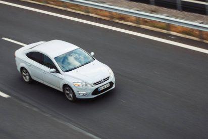 Cazada por el radar a 703 km por hora conduciendo un Ford Focus en una zona limitada a 70