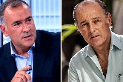José Manuel Soto apalea a Fortes (TVE) por hacerse la víctima en la bronca entre Espinosa y Papell en su programa