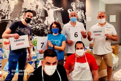 """La """"furgo"""" de San Sebastián de los Reyes: Solidaridad en los tiempos del Coronavirus"""