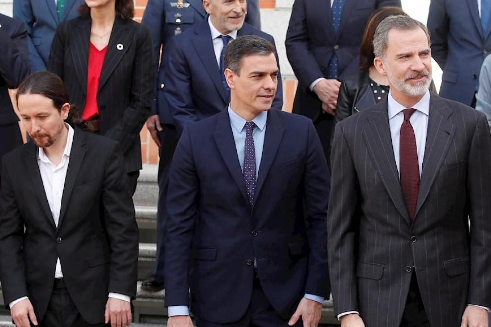 Palo del Rey Felipe a Pedro Sánchez: Casa Real cita en secreto a altas personalidades del Estado