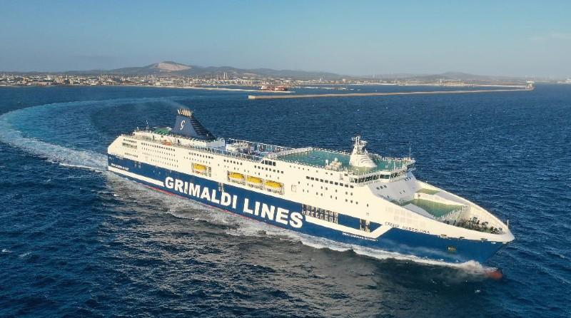 El Grupo Grimaldi introduce medidas para garantizar la seguridad sanitaria de los pasajeros