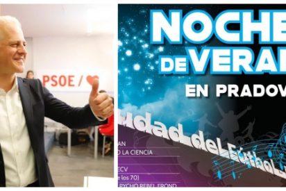 El Ayuntamiento socialista de Logroño promueve fiestas que incumplen las medidas sanitarias y a metros de una residencia de enfermos de Alzheimer