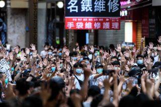 Reino Unido otorgarála ciudadanía británica a unos 3 millones de hongkoneses, tras la aprobación de la ley de seguridad china