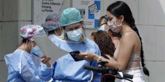 Coronavirus: Cataluña registra casi mil nuevos positivos, 250 en la ciudad de Barcelona