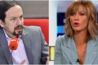 La campaña podemita para presentar a Iglesias como la víctima del 'caso Dina' ya está en marcha: así señalan y difaman a los medios