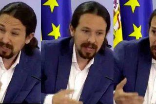 """Iglesias alienta la campaña de acoso contra Vicente Vallés señalando a Negre: """"Hay que naturalizar el insulto"""""""