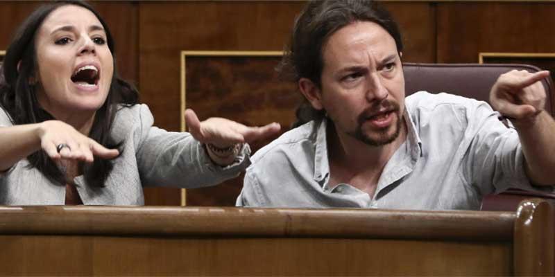 """¿Separación de poderes? El libelo de Podemos señala por órdenes de Iglesias a la juez """"que no quiere ver el acoso"""" a él y a Irene Montero"""