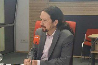"""Un acorralado Iglesias insulta a la prensa que ha destapado el 'caso Dina': """"Esos periodistas son gentuza"""""""