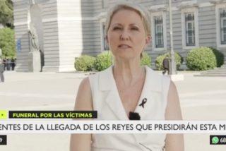 """Tremendo lapsus de Inmaculada Galván con Felipe VI y doña Letizia en Telemadrid: """"Están llegando los Reyes Magos"""""""