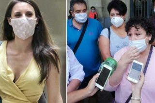 Lluvia de zascas a la ministra Irene Montero por arremeter contra una resolución judicial sobre 'la nueva Juana Rivas'