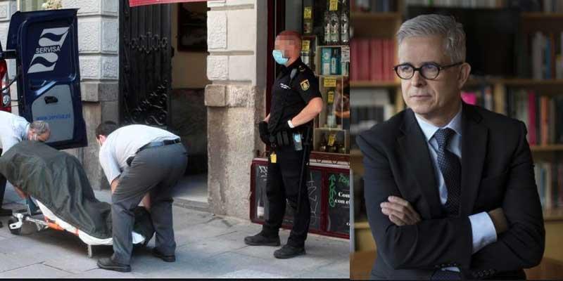 Javier Moreno no mejora a Gallego-Díaz: El País enfoca el asesinato de un niño a manos de su madre como si ella no hubiera tenido nada que ver