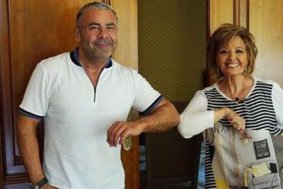 Jorge Javier Vázquez sepulta a María Teresa Campos en su propio programa: 15 minutos históricos de pullas camufladas