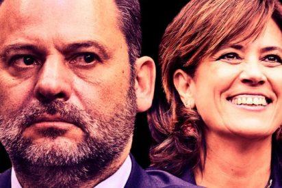 La Fiscalía de Dolores Delgado 'ahoga' económicamente al partido que demandó a Ábalos por el 'Delcygate'