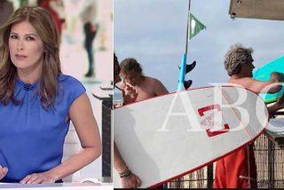 La prueba de que TVE está al servicio del régimen socialista: ni un solo minuto en el telediario para la escapada surfera de Fernando Simón