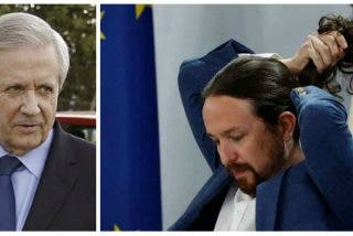 """Repaso de ley de Gómez de Liaño al jefe de Podemos: """"Pablo Iglesias, además de embustero, es bobo"""""""