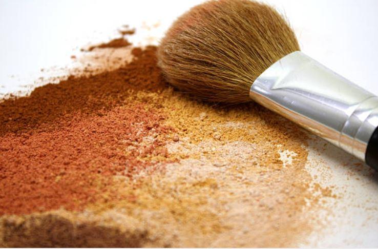 Beneficios maquillajes minerales