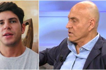 Diego Matamoros manda un sentido mensaje a su padre por lo que hizo en su cumpleaños