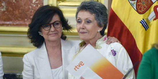 La purga estalinista de la inamovible Mateo en TVE costó a los españoles más de 500.000