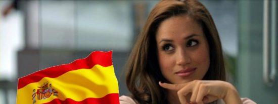 """El español """"perfecto"""" de Meghan Markle asombra en un evento benéfico en Los Ángeles"""