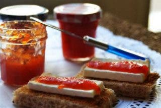 Mermelada de pimientos rojos: receta sencilla para el picoteo