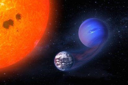 Neptuno y Urano pueden tener agua profunda rica en magnesio