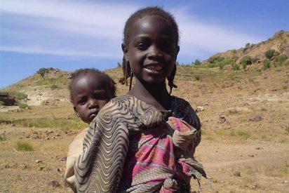 Sudán del Sur expulsará a los trabajadores extranjeros, incluidos los cooperantes  Niños-sudan-412x275