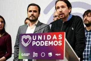 """El tuit de Podemos del año 2017 contra el PP que ahora les golpea como un boomerang: """"Caja B, SMS, financiación ilegal"""""""