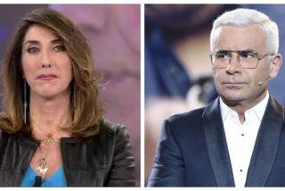Tarde y mal: así ha sido la fría reacción de Jorge Javier Vázquez a la muerte del marido de Paz Padilla