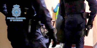 Dos policías nacionales son heridos con un arma blanca al ayudar a trasladar a un paciente en Albacete