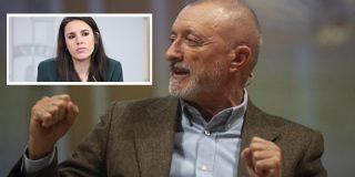 """Arturo Pérez-Reverte provoca un debate tuitero sin precedentes sobre el exabrupto de género: """"¡Me la suda!"""""""