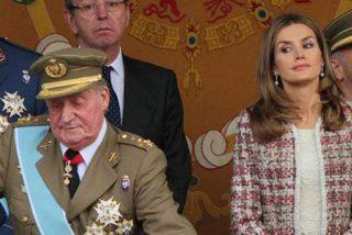 Don Juan Carlos sigue en Zarzuela por una grave amenaza a la Reina Letizia que aterra a la Casa Real