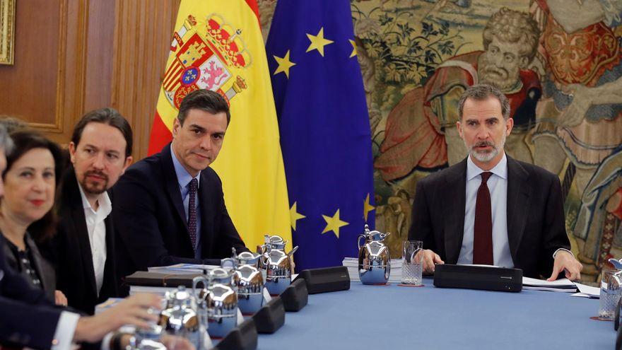 Casa Real contraataca a Moncloa: el Rey Felipe anticipa la imputación penal de Pablo Iglesias