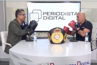 """Orlando Romero, Campeón Mundial de Boxeo, reclama los """"Laureles deportivos"""" al gobierno peruano"""