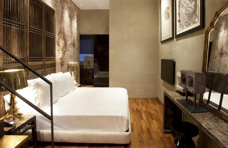 Convierte tu dormitorio en una habitación de hotel de lujo