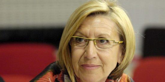 """Entrevista a Rosa Díez: """"Sánchez y su pareja tóxica Iglesias han secuestrado la democracia a través del control de los medios"""""""