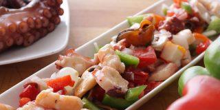 Salpicón de marisco: receta para el verano