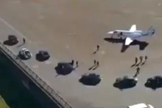 Marlaska busca al autor del vergonzoso vídeo de Pedro Sánchez en su jet privado y con 'séquito Real'